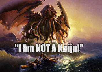 Much More Than A Mere Kaiju