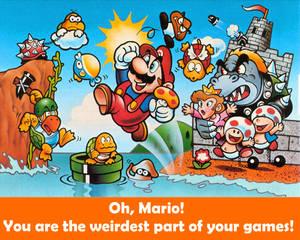 Weird Mario