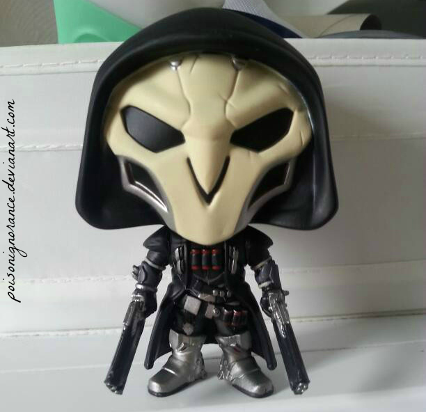 Overwatch Reaper Funko Pop! by PoisonIgnorance