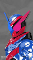 Kamen Rider Build By MBART21