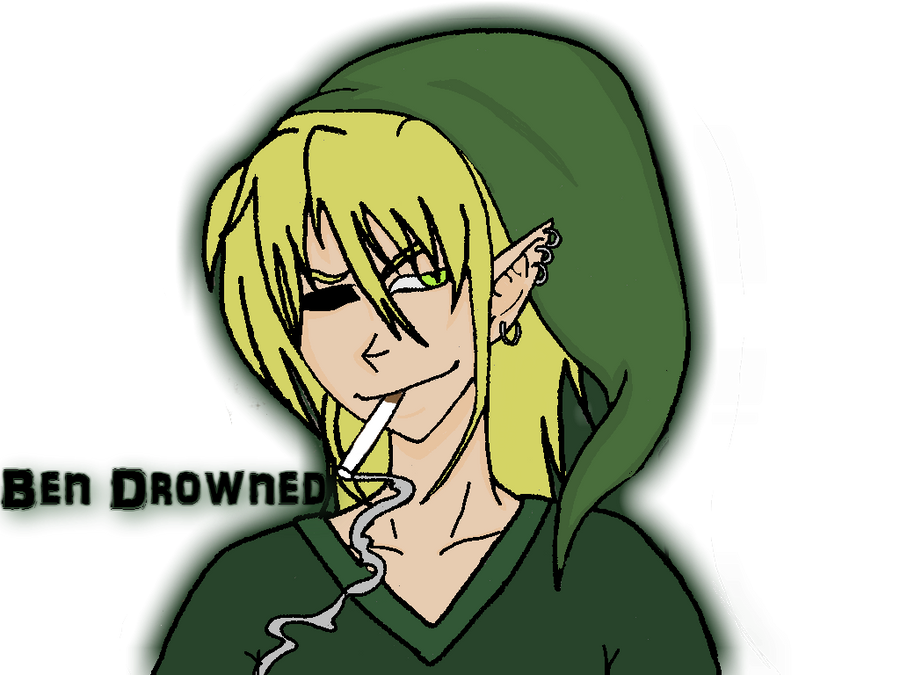 Ben Drowned 2 by BeautifulFlowerZ