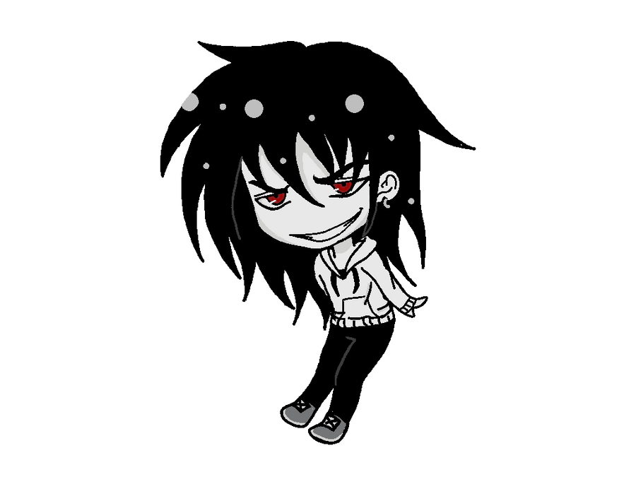 Jeff The Killer by BeautifulFlowerZ