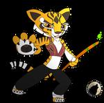 .:Master Tigress:. Ready to fight?