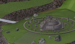 Angel Island upgraded Map model done by DarkHedgehog23