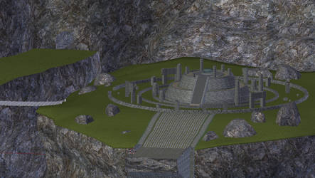 ANGEL ISLAND Map Model update version 2 by DarkHedgehog23