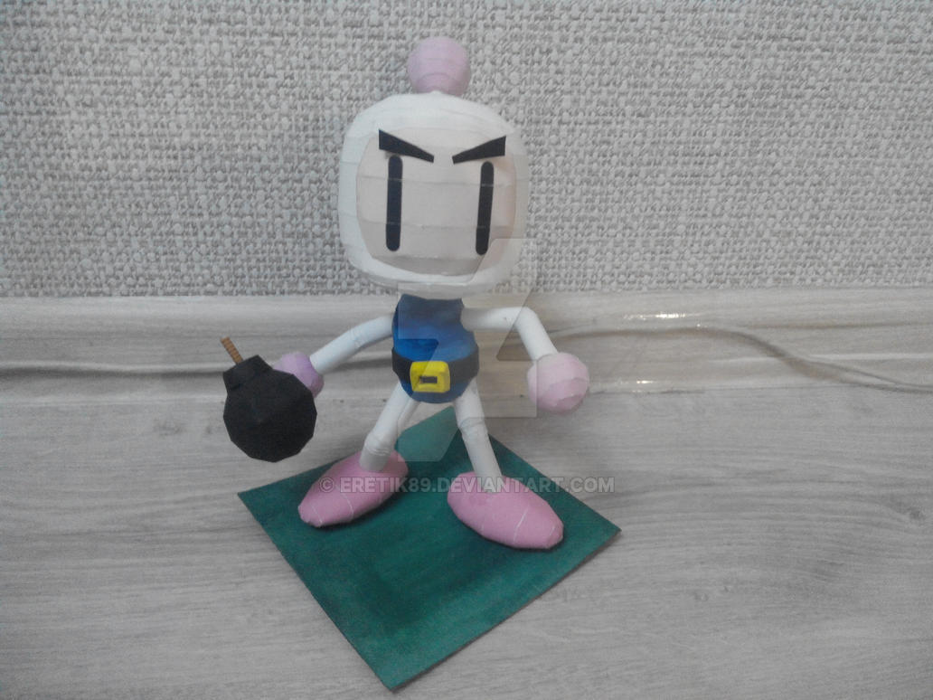 bomberman by eretik89