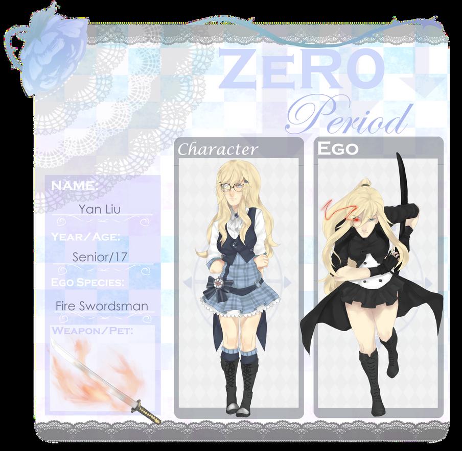 Zero-Period: Yan by KOUSUU