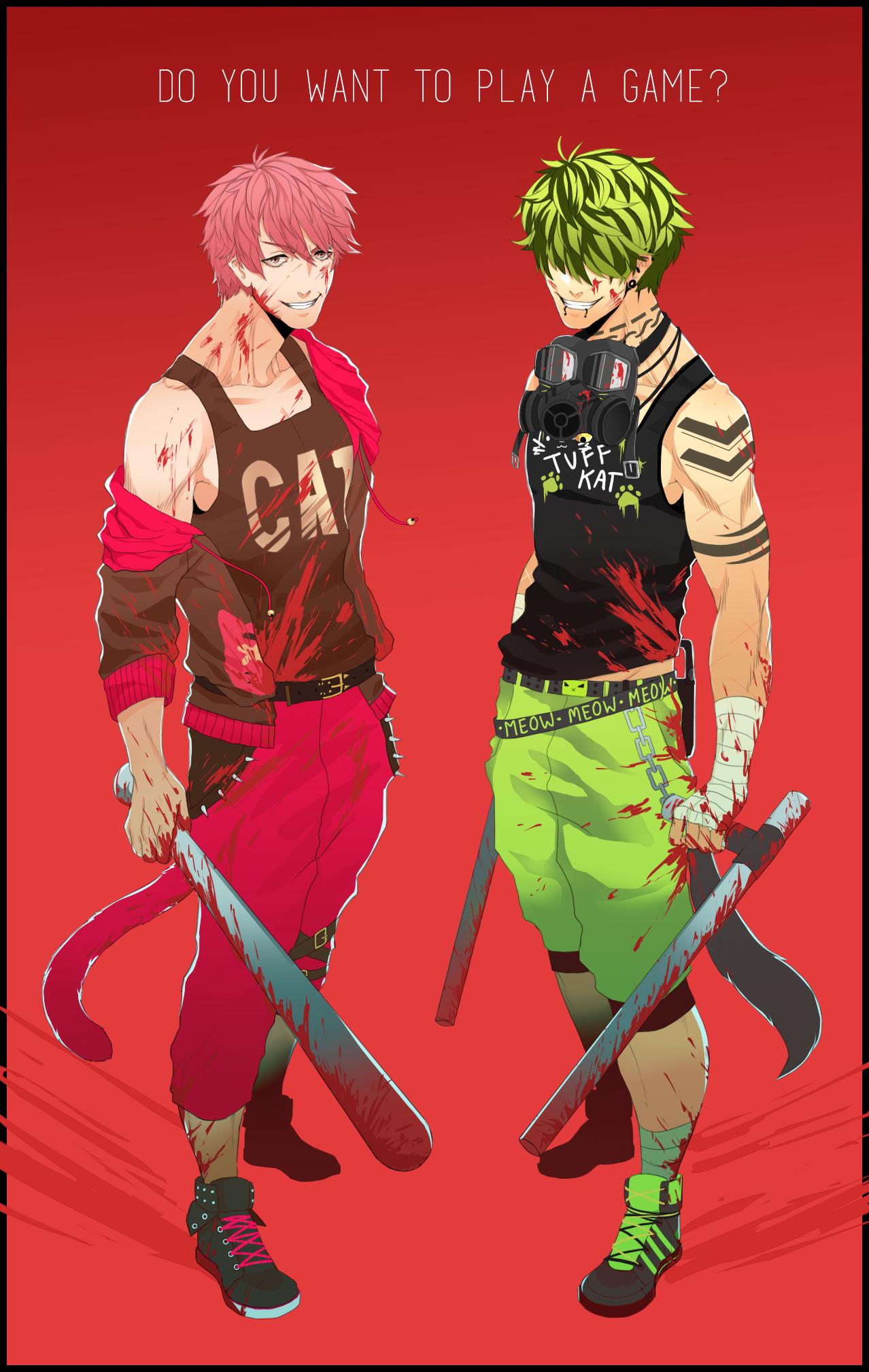 DO: PINKGREEN by KOUSUU