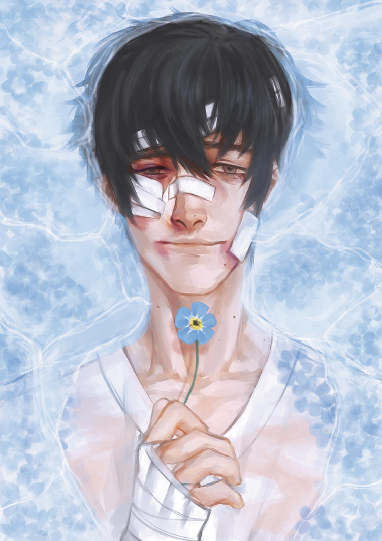 Forget Me Not by KOUSUU