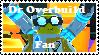 Dr Overbuild Fan Stamp by BobBricks