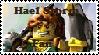 Hael Storm Fan Stamp by BobBricks