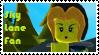 Stamp - Sky Lane Fan by BobBricks