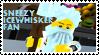 Stamp - Sneezy Icewhisker Fan by BobBricks