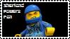 Stamp - Sherland Powers Fan by BobBricks