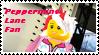 Stamp - Peppermint Lane Fan by BobBricks