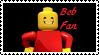 Stamp - Bob Fan by BobBricks