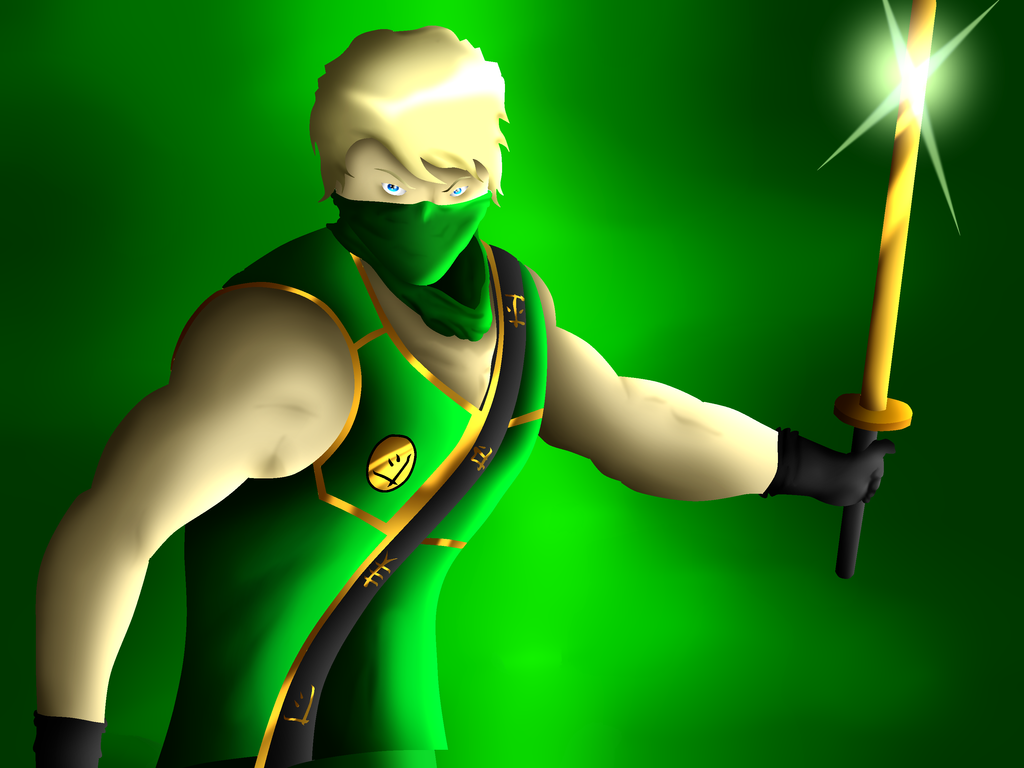 Ninjago lloyd garmadon by bobbricks on deviantart - Ninjago lloyd ...