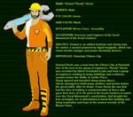 Nexus Force File - Rusty Steele