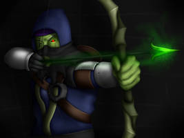 My Arrow Will Find you Anyway...