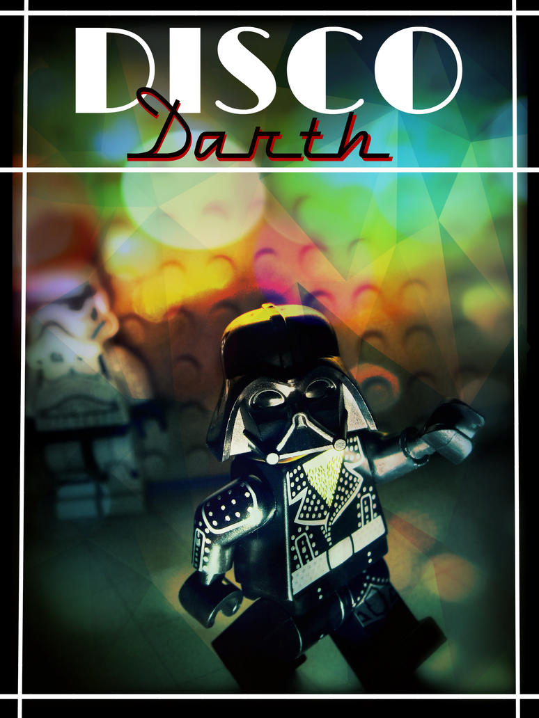 Disco Darth by guyver