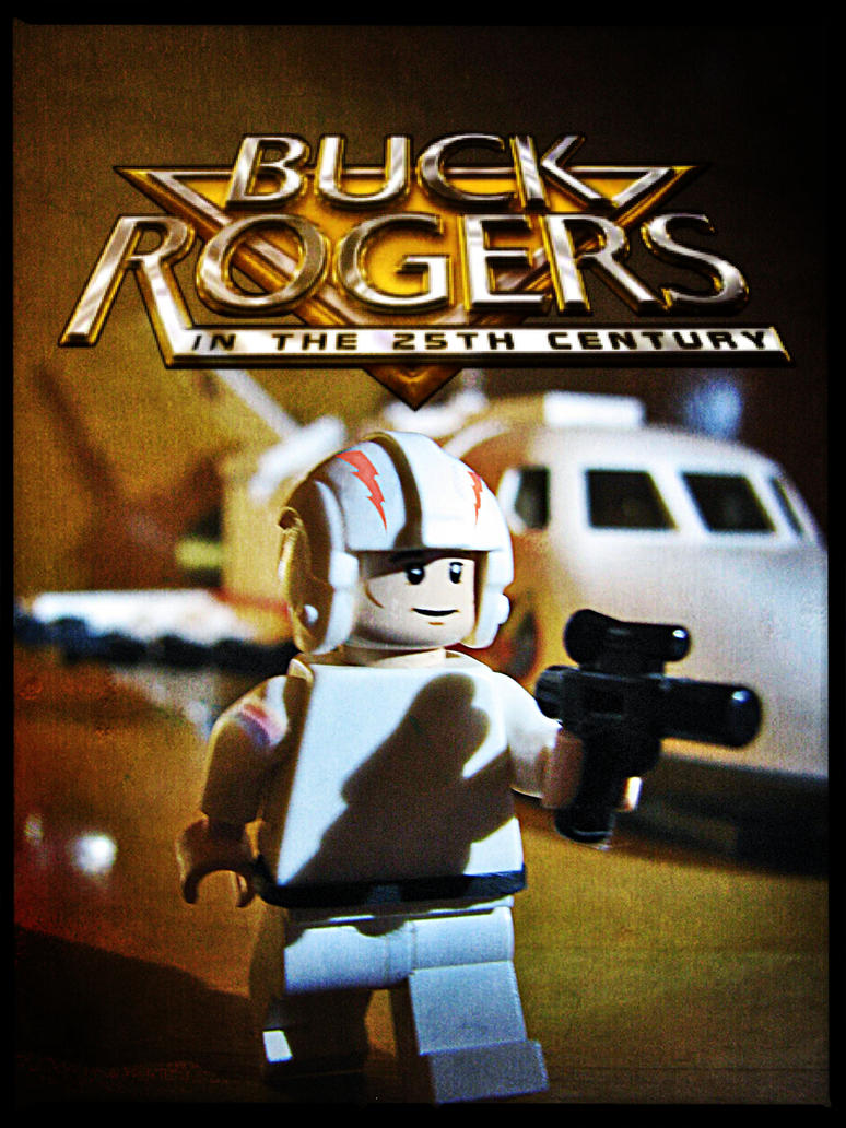 Buck Rogers by guyver