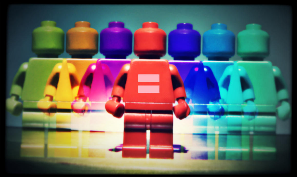 Equality by guyver
