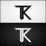 TK personal logo