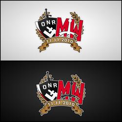 ONR 'n' MW 11.11 logo by N4020