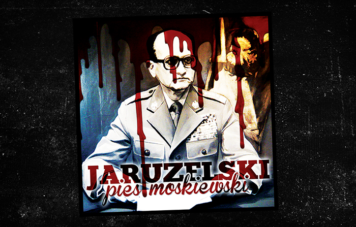 Jaruzelski commie traitor and murderer by N4020