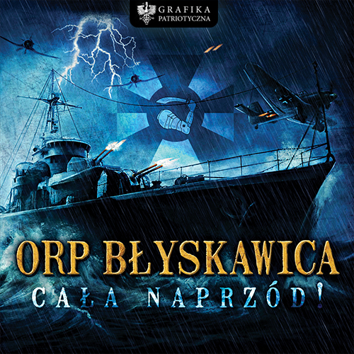 ORP Blyskawica - Polish destroyer Lightning WWII by N4020