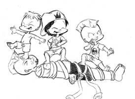 blu3smok3: Jim's Babysitting Problem