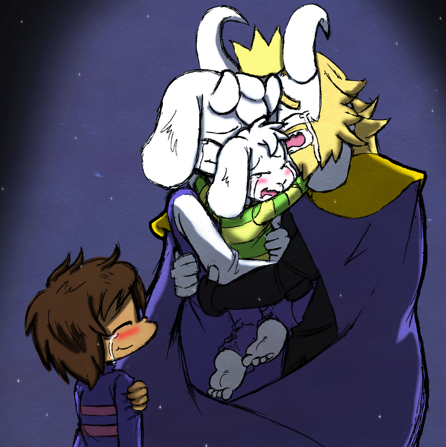 Undertale: Reunion ... by Neloku on DeviantArt