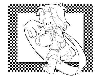 Sketchmas 21: Gnome by Neloku