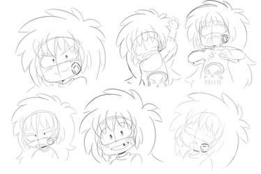 Ohana: Hanami Expressions