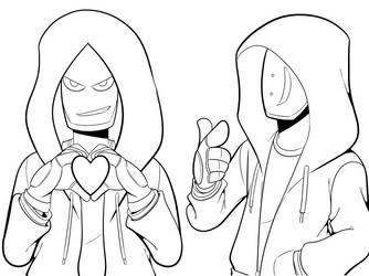 Commission: Hoodie!