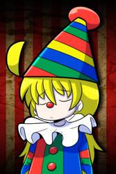 OC: Izzy Clown!