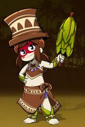Commission: Hat Kid Tunche Costume!