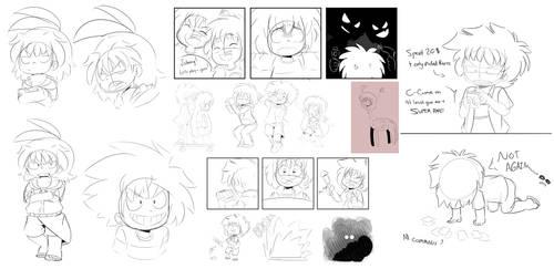 Sketches: June 2021