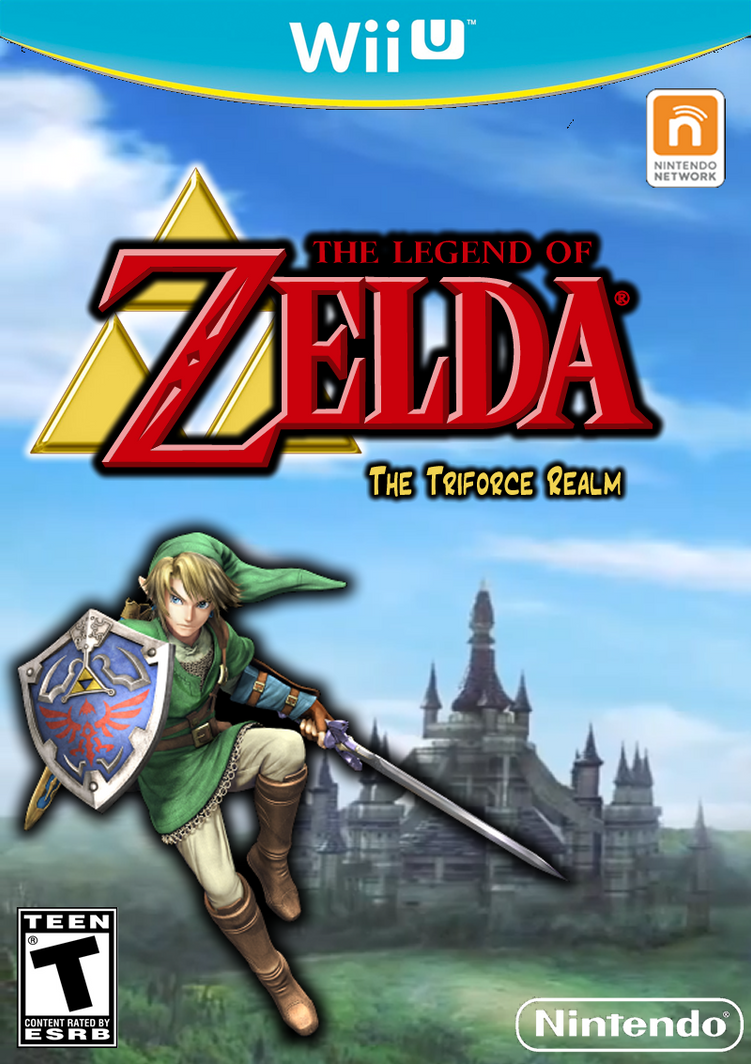 Wii U Games 2013 : Zelda wii u game case by ceobrainz on deviantart