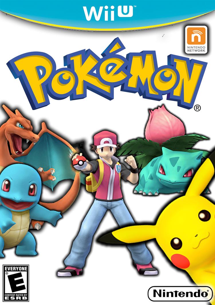 Wii U Games 2013 : Pokemon wii u game case by ceobrainz on deviantart