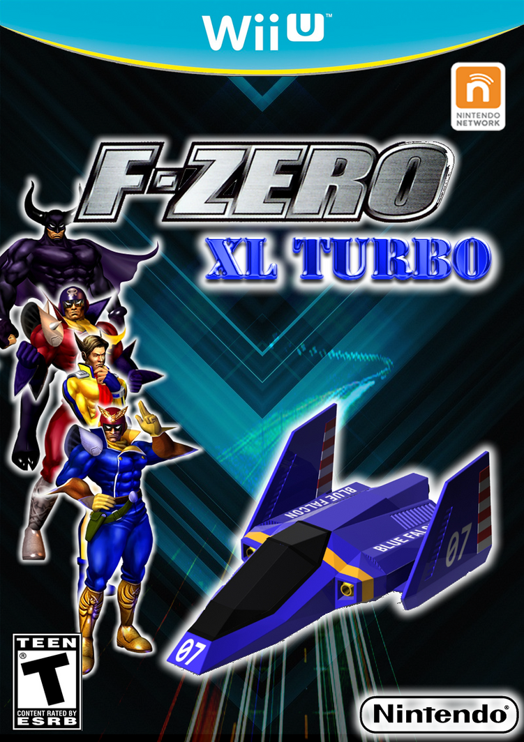 Click here to view the  F Zero Characters
