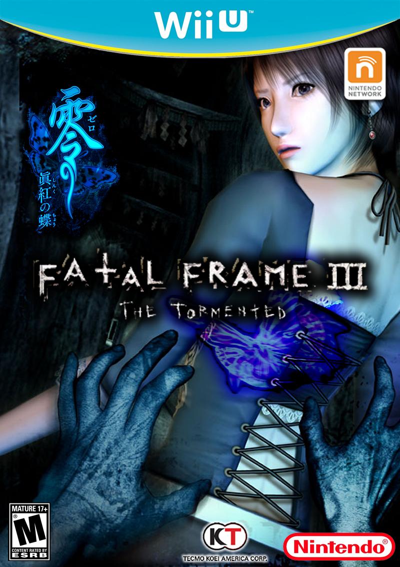 Fatal Frame Wii U : Fatal frame wii u by ceobrainz on deviantart