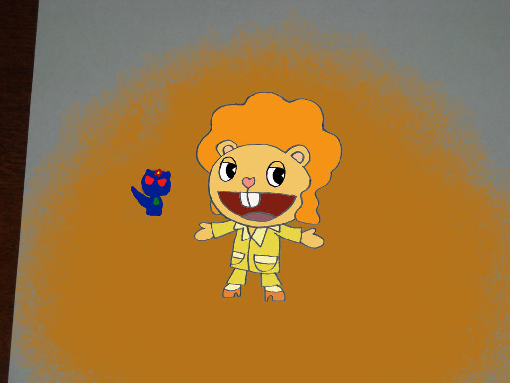 How To Draw Disco Bear From Happy Tree Friends Popscreen Apps