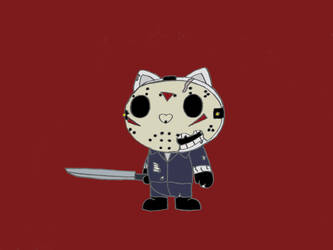HTF Jason Voorhees movie 7 by aohoshi2008