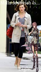 Final Fantasy Live Action...Lightning