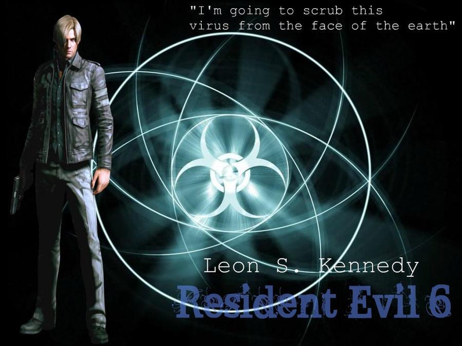 Resident Evil 6 Leon L...