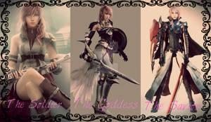 Lightning Farron: Soldier, Goddess, Savior