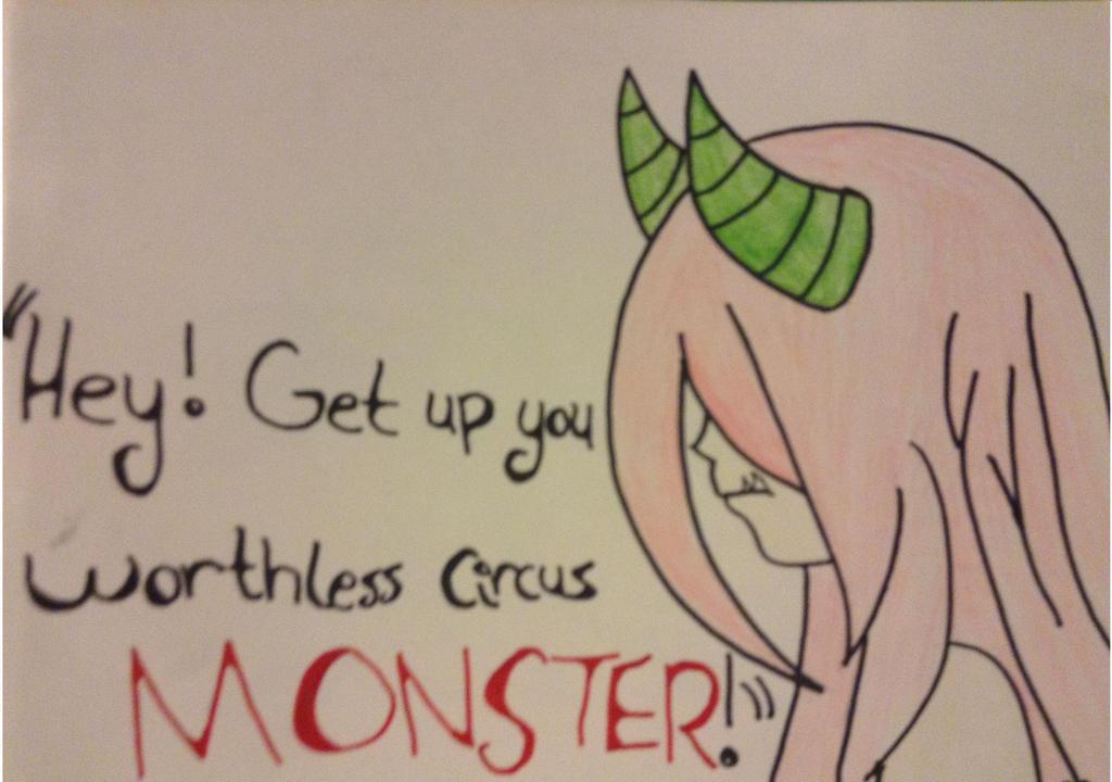 Circus Monster [Vocaliod] by WhiteBleedingFox