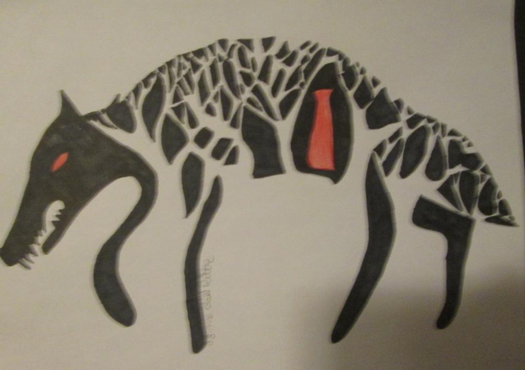 Lost with the Wolf by WhiteBleedingFox