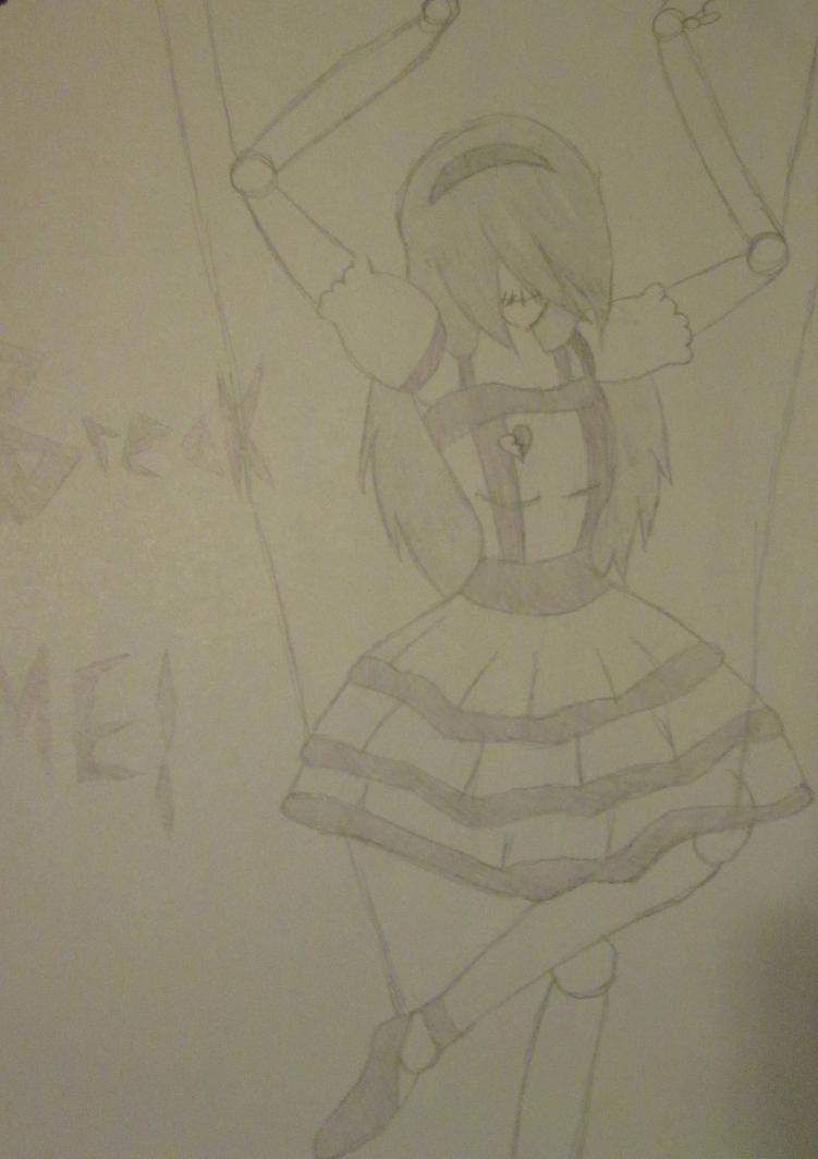 Break Me! by WhiteBleedingFox